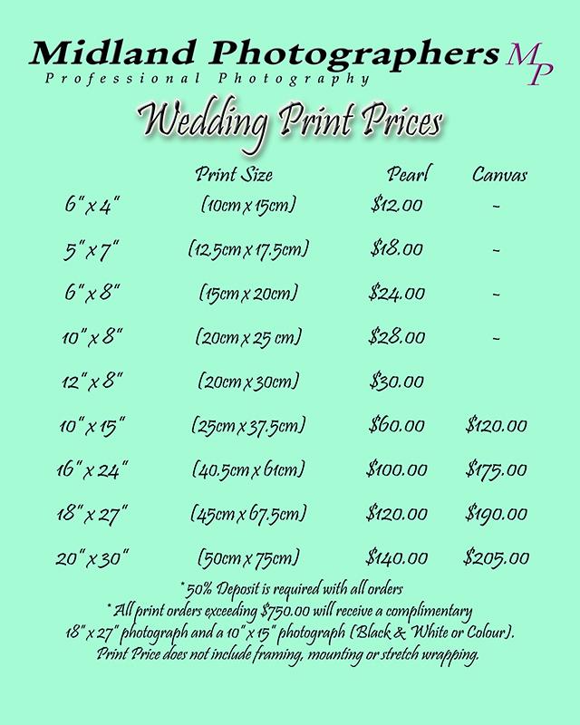 Wedding-Print-Prices-2017
